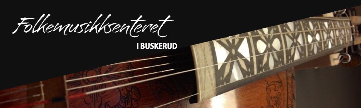 Folkemusikksenteret i Buskerud Logo